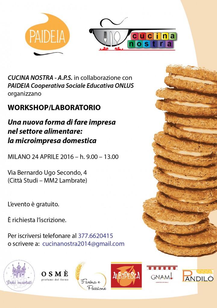 Workshop Milano 24 aprile