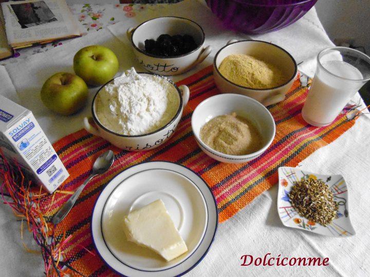 Ingredienti Pinza della Rosina