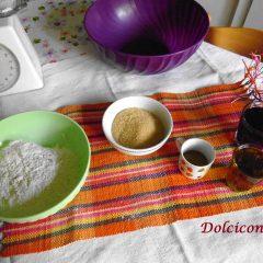 Ingredienti Ciambelle rustiche al vino