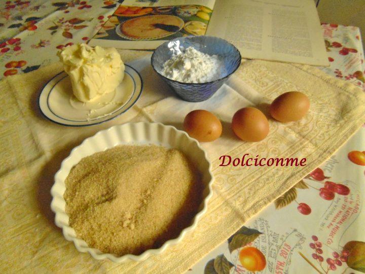 Ingredienti Torta di fecola