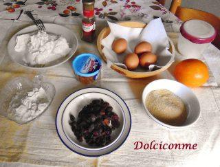 Ingredienti Torta di ricotta