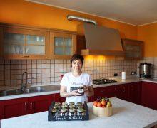 """Microimpresa domestica in primo piano: """"Tocchi di frutta"""" di Marzia Mengolo"""