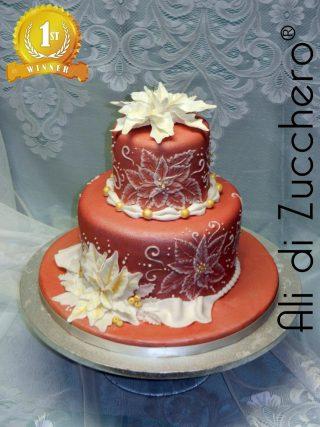 """Wedding cake di """"Ali di Zucchero"""""""