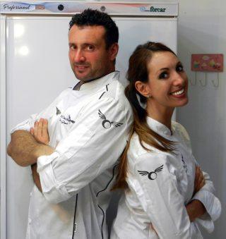 "Mauro e Marina di ""Ali di Zucchero"""