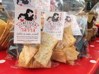 I crackers de La Bottega della Mamma